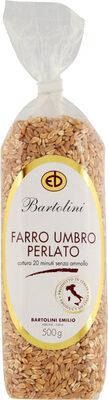 Farro umbro perlato - Prodotto - it