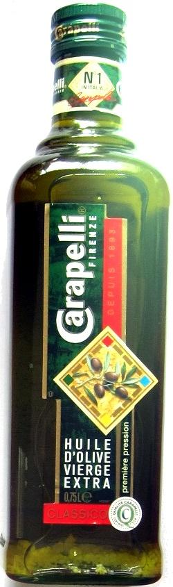 Classico Huile d'olive vierge extra - Produit