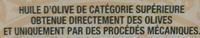 il Nobile - Ingredients