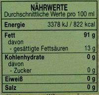 Il Nobile - Nutrition facts - de
