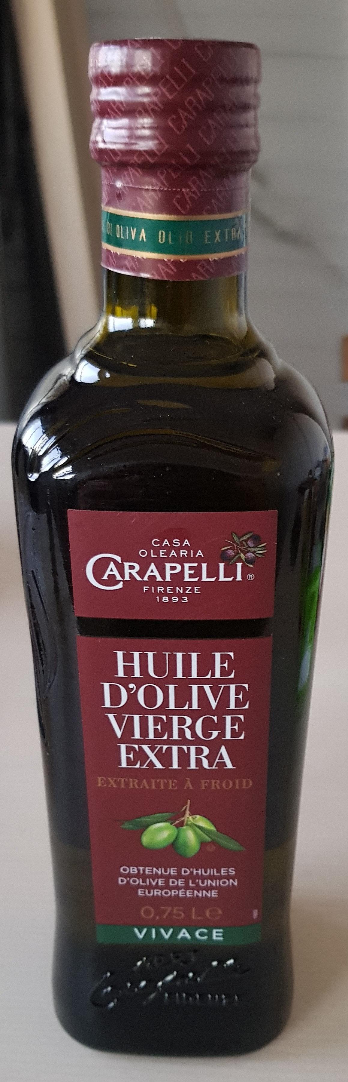 Huile olive vierge extra Vivace 75 CL - Produit - fr
