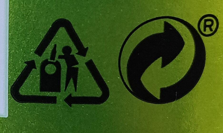 Huile d'olive vierge extra Bio Classico 75 CL - Recyclinginstructies en / of verpakkingsinformatie - fr