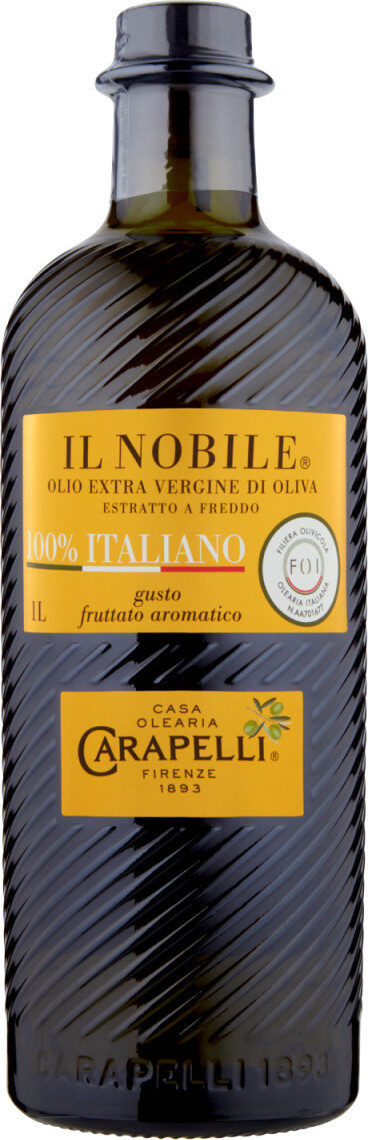 Olio Extra Vergine di Oliva Il Nobile - Produit - fr