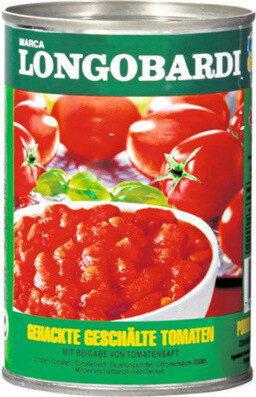 Tomates en morceaux italienne - Produkt - it