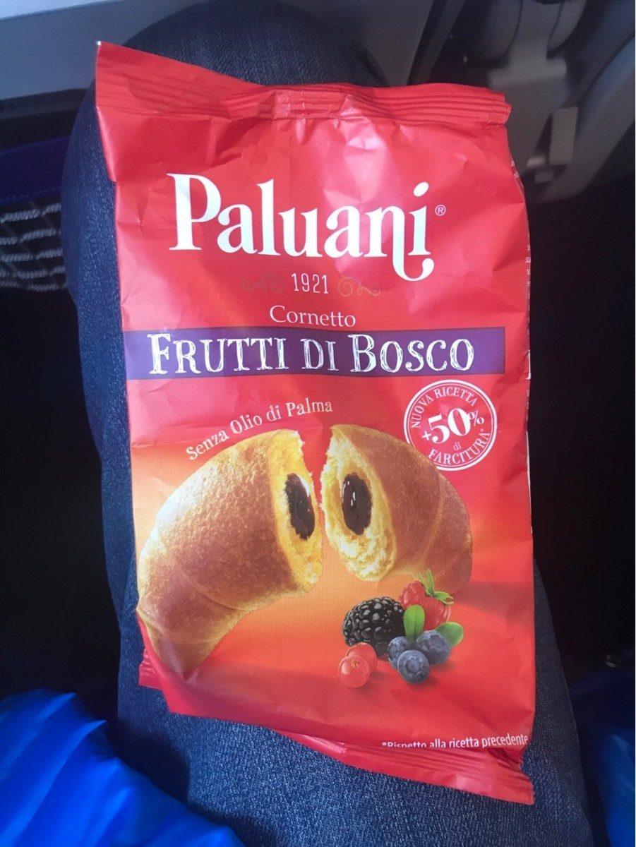 Cornetto frutti di bosco - Produit - fr