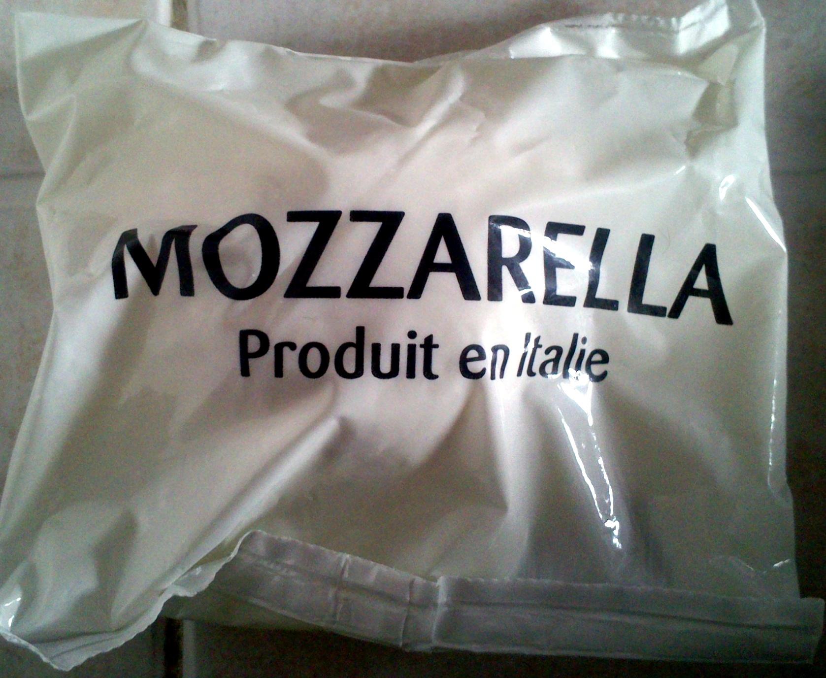 Mozzarella (17% MG) - 210 g - Nuova Castelli - Product
