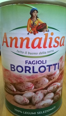 Fagioli borlotti - Product - it