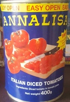 Annalisa Canned Tomatoes - Product - en