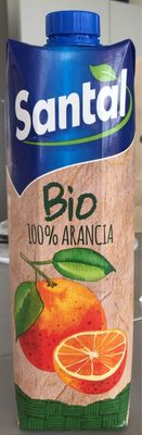Bio. 100% Arancia - Produit