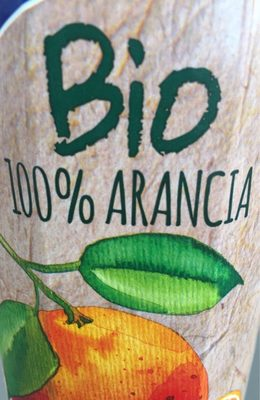 Bio. 100% Arancia - Ingrédients