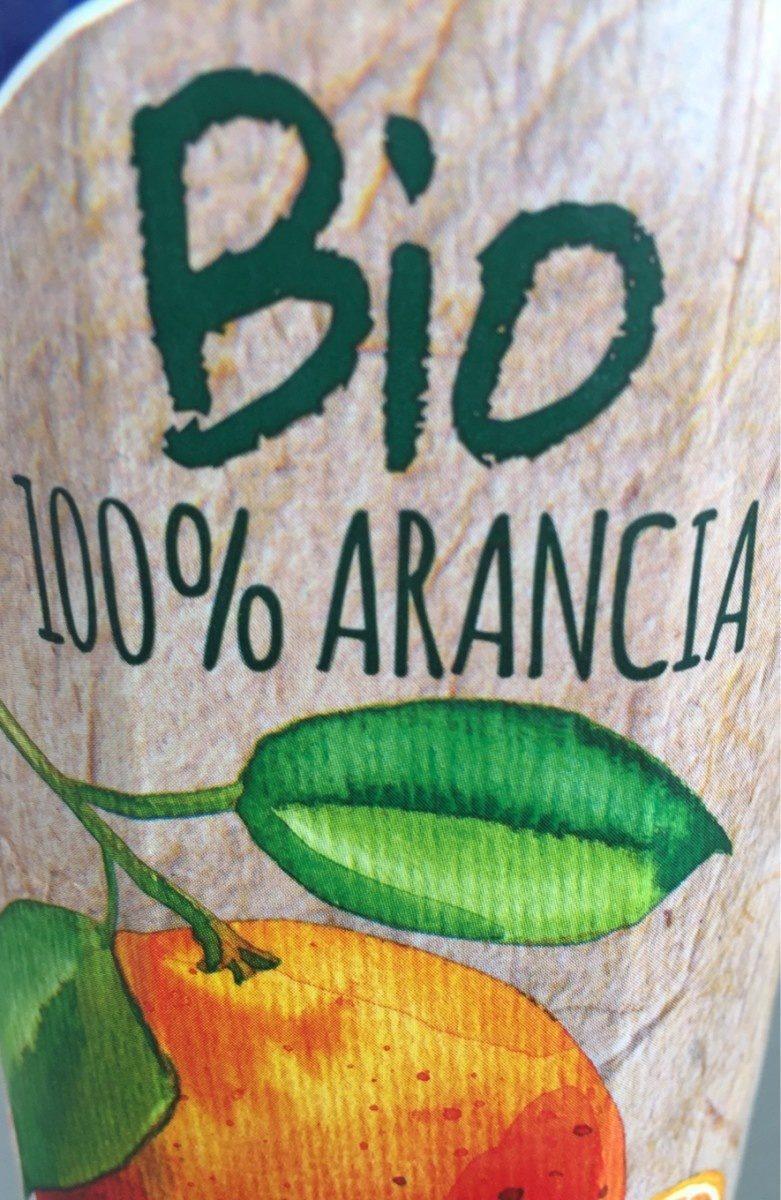 Bio. 100% Arancia - Ingrédients - fr