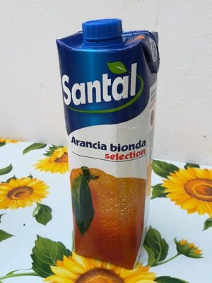 Arancia bionda - Produit