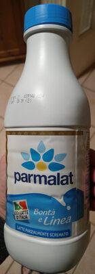 Bontà e linea latte parzialmente scremato - Produit - it