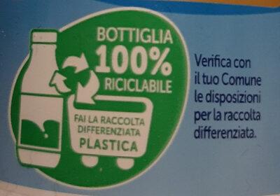 Bontà e linea latte parzialmente scremato - Instruction de recyclage et/ou information d'emballage - it