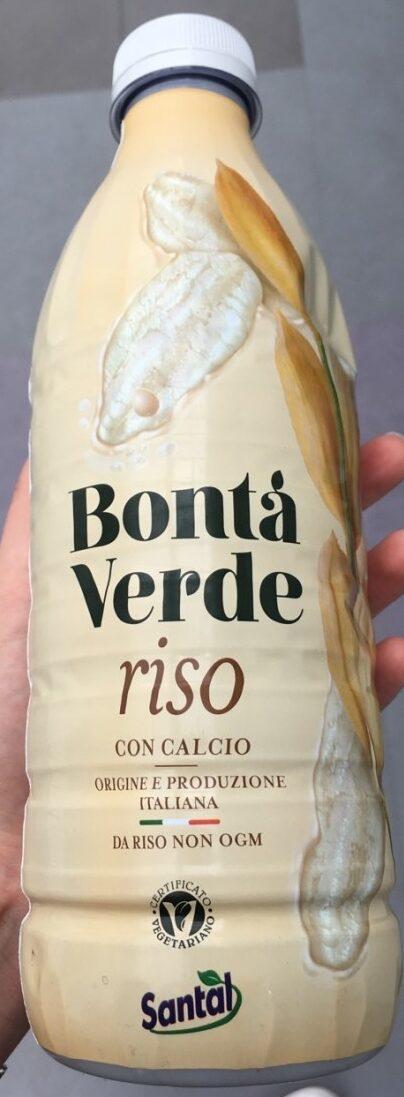 Riso con calcio - Produit - it
