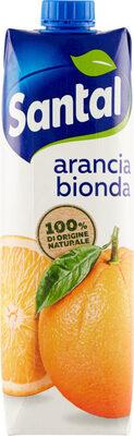 Arancia bionda - Produit - fr