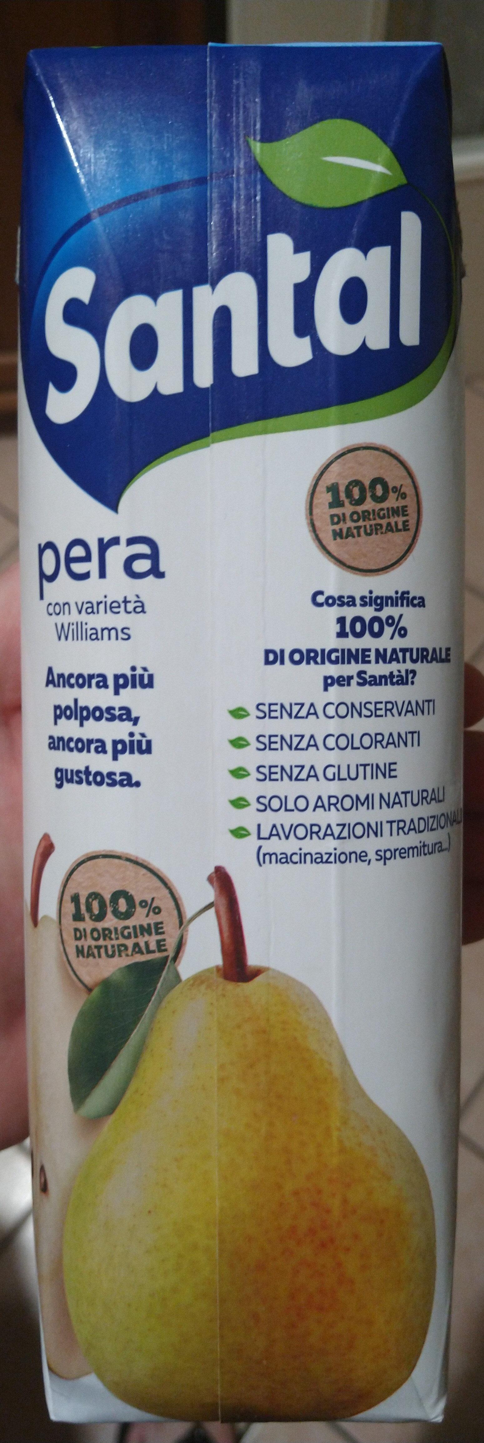 Bevanda a base di purea di Pera da concentrato (frutto: 50% minimo) - Prodotto - it