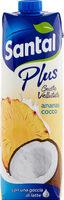 Plus ananas cocco - Produit - fr