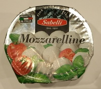 Mozzarelline - Produit