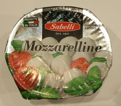Mozzarelline - Produit - fr