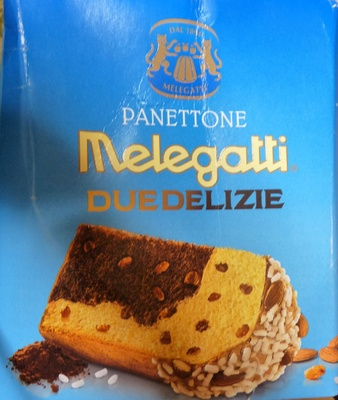 Melegatti Panettone due delizie - Product - it
