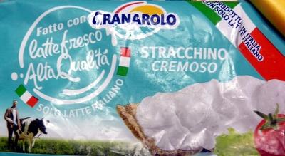 Granarolo Stracchino cremoso - Produit