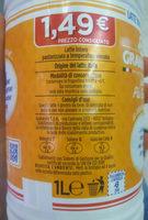 Latte Più Giorni - Ingredients - it