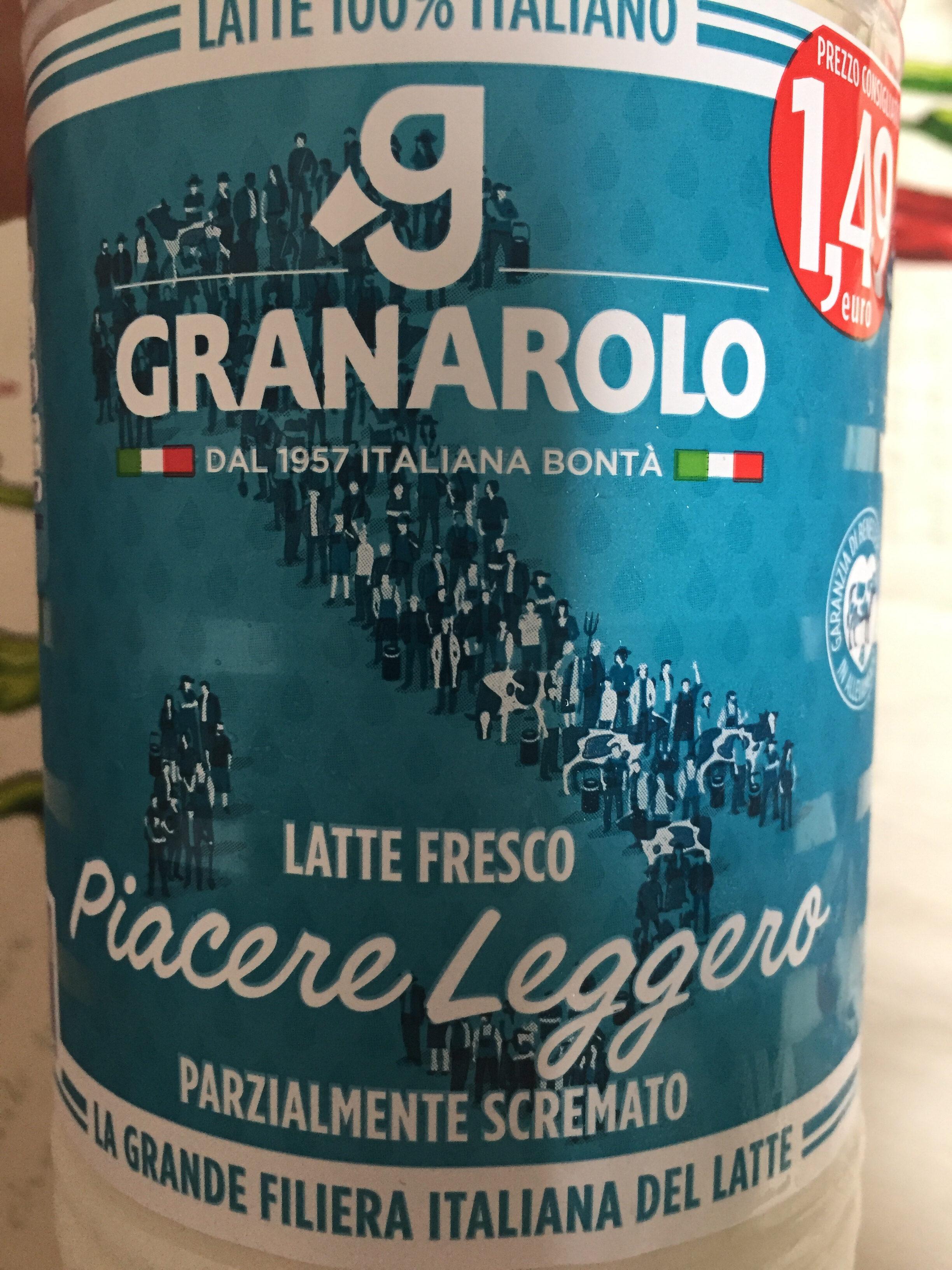 Latte Fresco Piacere Leggero - Product - it
