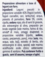 Zuppa Toscana - Ingrédients - it