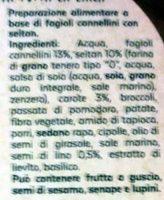 Minestrone di fagioli cannellini - Ingrediënten