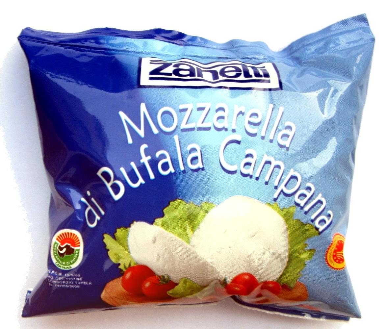 Mozzarella di Bufala Campana AOP (23% MG) - Product - it