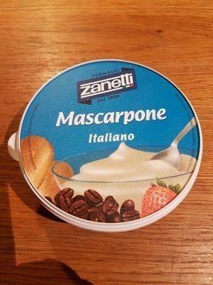 Mascarpone Italiano - Product - fr