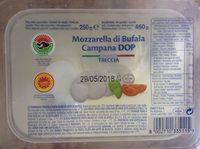 Mozarella di Bufala Campana DOP - Product - fr