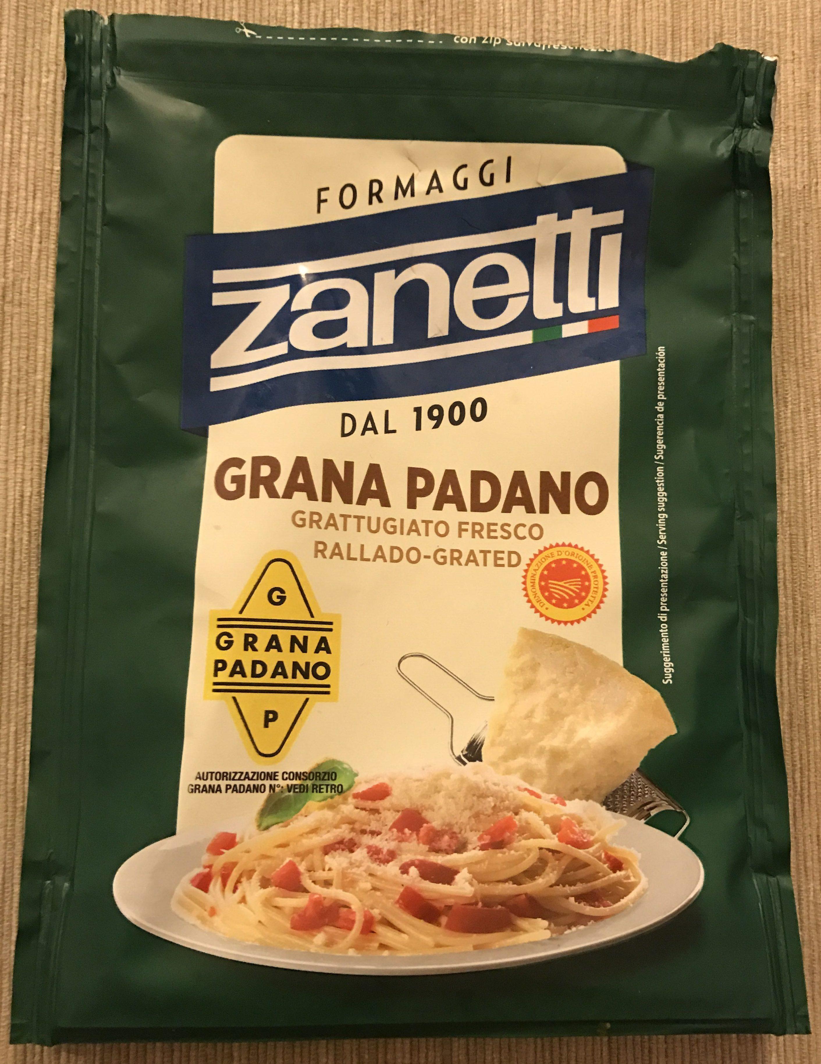 GRANA PADANO AOP RAPE - Product - en