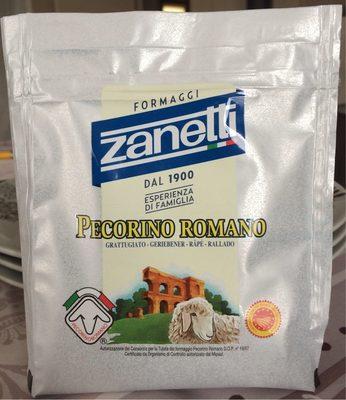 Pecorino Romano - Produit