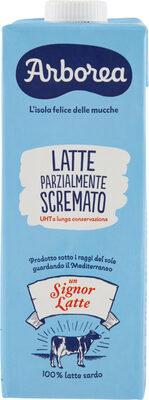 Latte parziamente scremato - Product - it