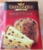 Panettone - Brioche italienne à base de raisins secs et d'écorces d'orange confites - Product