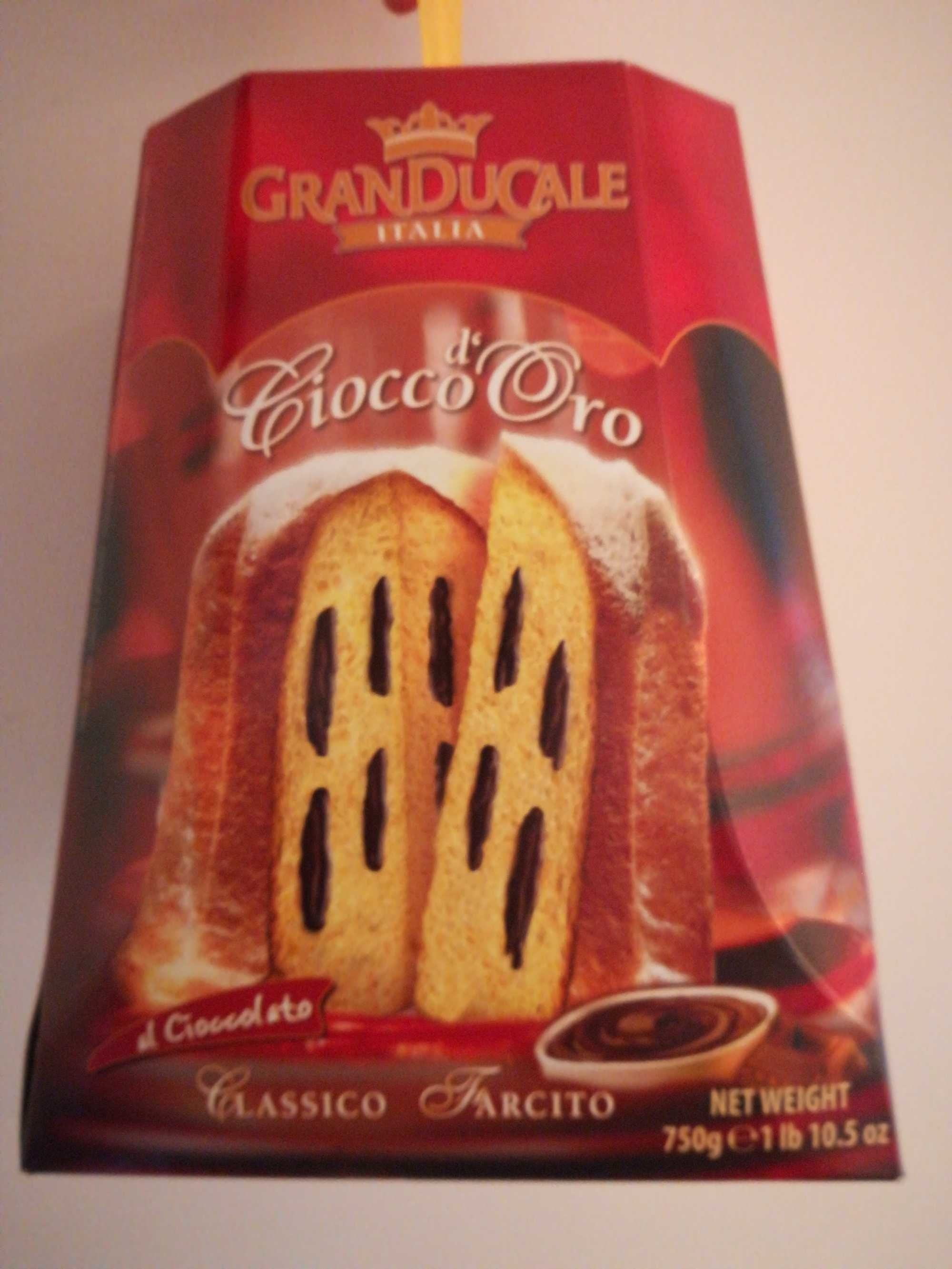 Ciocco d'Oro classic farcito al cioccolato - Product