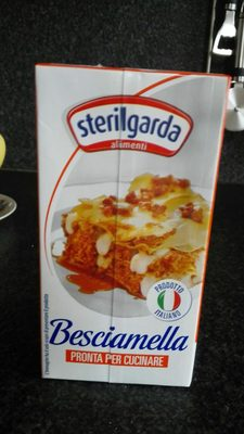 BECHAMEL CREAm - Product - fr