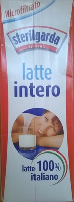Latte intero microfiltrato UHT - Product