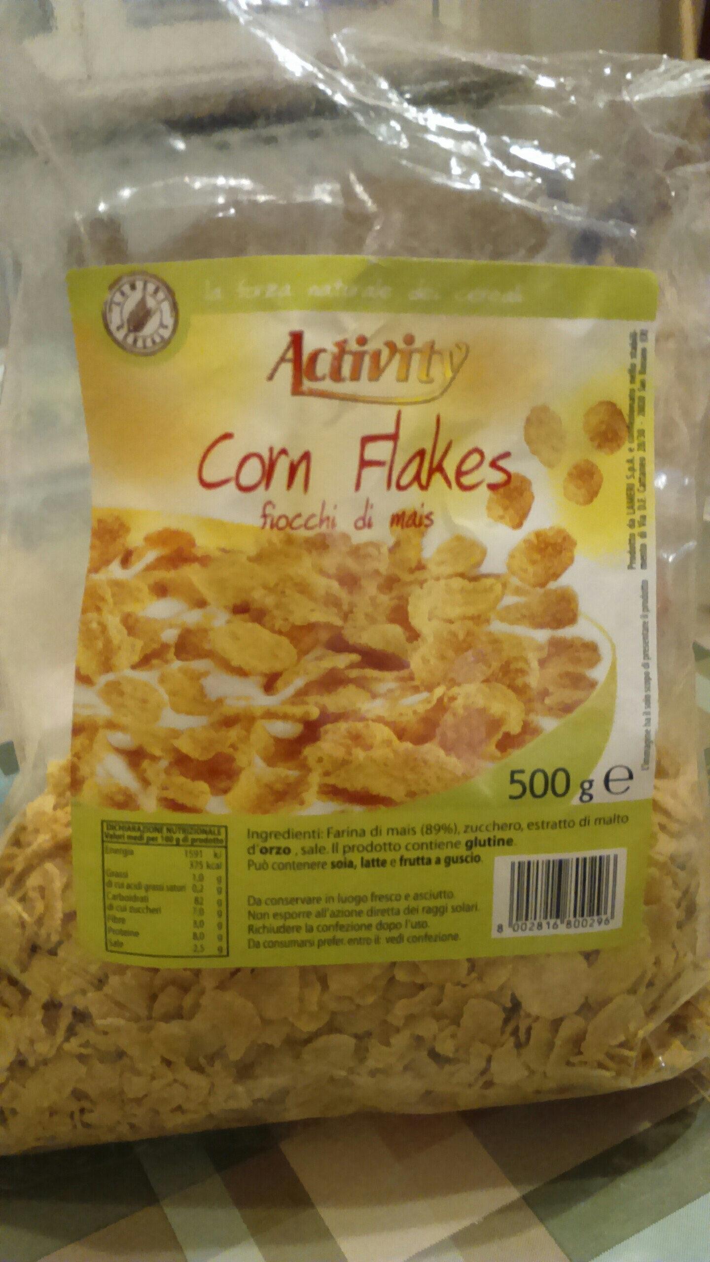 Activity Corn Flakes - Product - it