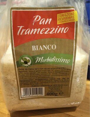 Pan Tramezzino - Product