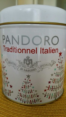 Pandoro traditionnel italien - Product