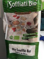 Riz soufflé bio - Product - fr