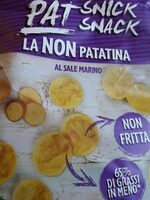 PAT snick snack - Product - it