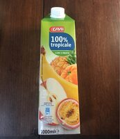 100% tropicale - Produit - it