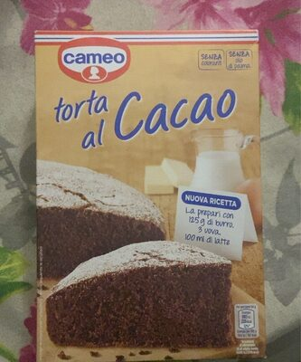 Torta al cacao - Prodotto - it