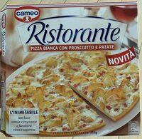 Ristorante - Pizza bianca con prosciutto e patate - Product - it