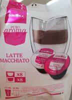 Latte macchiato - Product