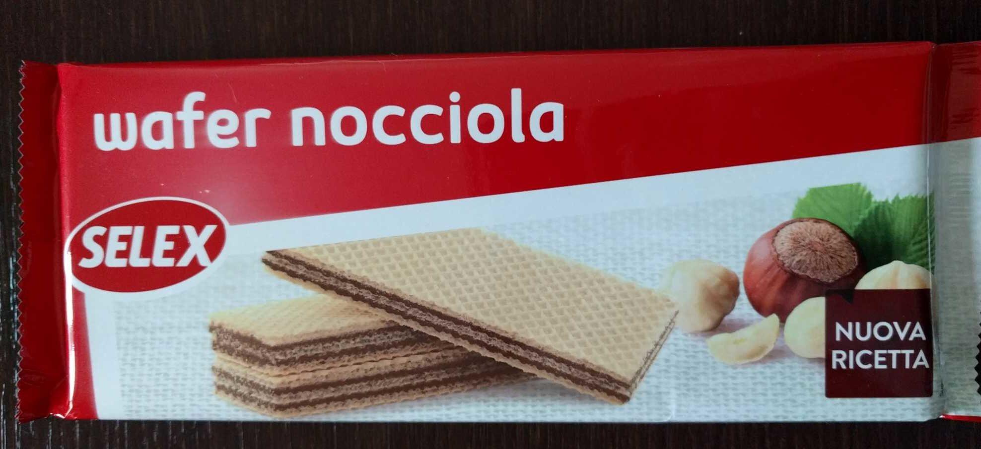 Ricetta Wafer Nocciola.Hazelnut Wafers Selex 175 G